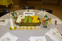 Centerpiece from the Plant Adventures Program