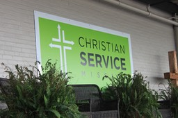 Banner for Christian Service Mission